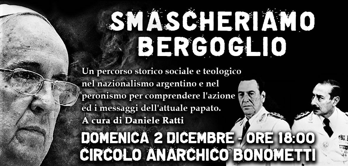 Smascheriamo Bergoglio